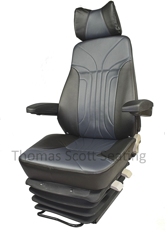 Marine chair T36 Helm high back KAB comfort