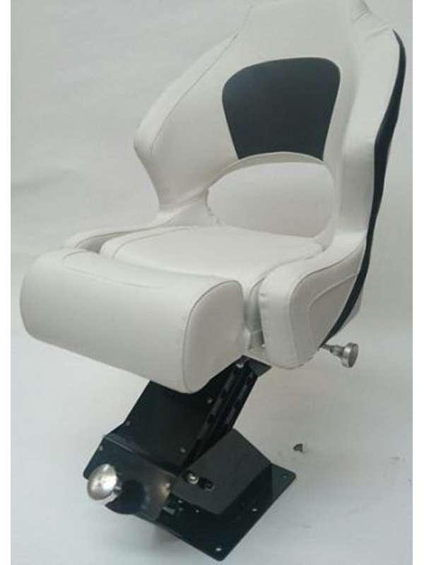 Captain Boat Seats >> Boat shock mitigation seat